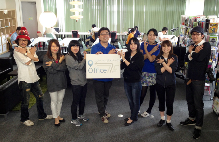【動画】今流行りのコワーキングスペースは大宮にもあった!【office 7F / そうだ埼玉撮影】