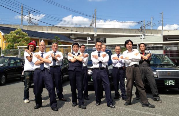 【動画】タクシー運転手のダンス!【埼玉交通 / そうだ埼玉撮影】