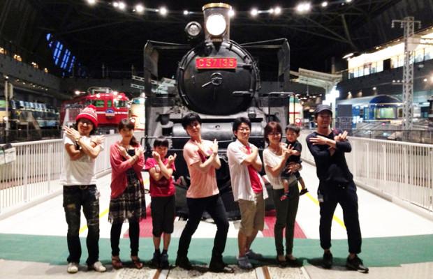 【動画】鉄道博物館の蒸気機関車の汽笛は半端じゃなかった!【鉄道博物館 / そうだ埼玉撮影】