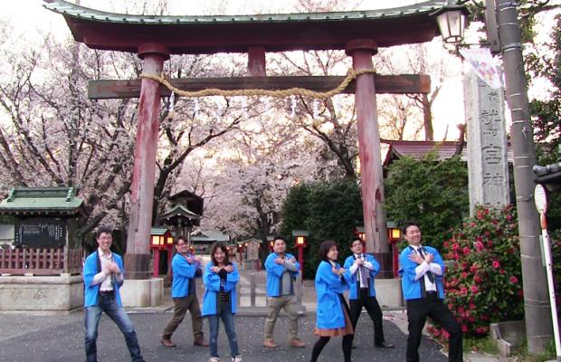 らき☆すたの聖地でそうだ埼玉ダンス!【鷲宮神社 / そうだ埼玉撮影】