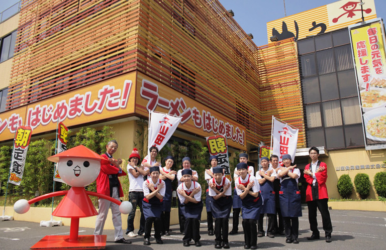 【動画】山田うどんの本社は本店と同じところにあった!【山田うどん / そうだ埼玉撮影】