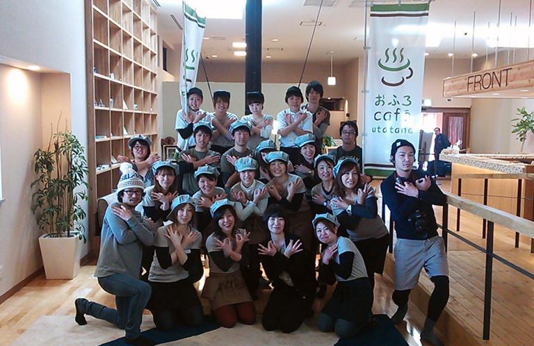 【動画】市井紗耶香が電撃加入したOFR48を生んだ場所!【おふろcafe utatane / そうだ埼玉撮影】