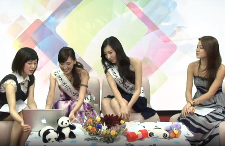 USTREAM大賞9位を獲得した埼玉女子会×地域情報「アマチアス」ってなんなの?