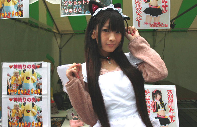 大宮に美人コスプレイヤー達が大集合!埼玉県はアニメの聖地だ【第二回アニ玉祭】