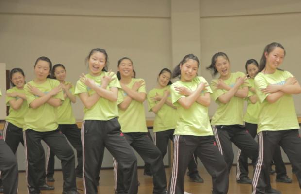 【動画】女子高生ダンス部によるそうだ埼玉全編ダンス【栄北高等学校ダンス部】