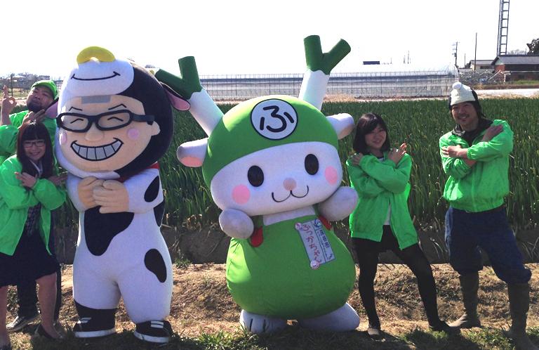 【動画】ゆるキャラ(R)グランプリ全国5位の人気は本物だった【ふっかちゃん / そうだ埼玉撮影】