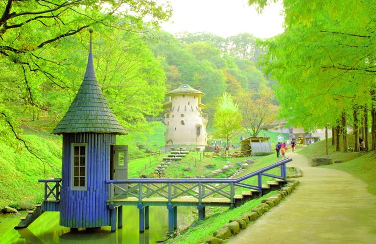 埼玉県飯能市にムーミン谷を再現したスゴイ公園があるって知ってた?