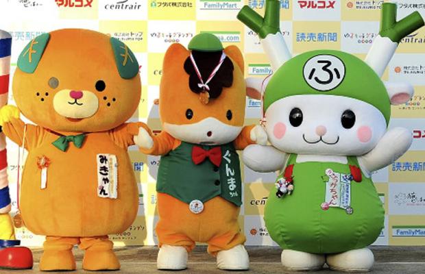 埼玉県深谷市のふっかちゃんが2014ゆるキャラグランプリで2位獲得!1位はあの県…!