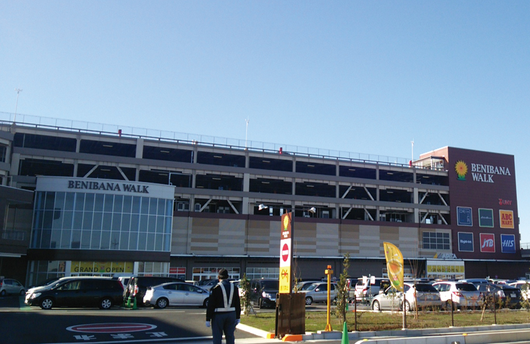 埼玉県桶川市にショッピングモール誕生!ベニバナウォーク桶川の店舗一覧