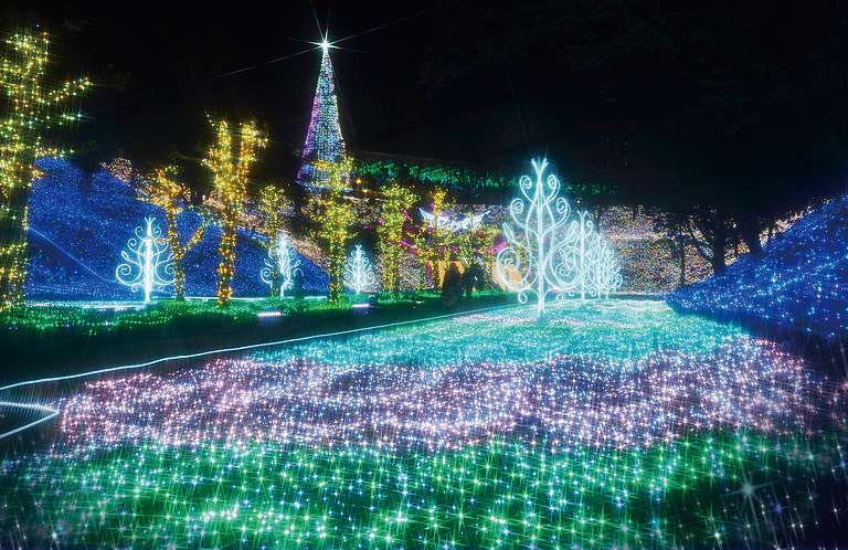 埼玉県のクリスマスイルミネーションまとめ