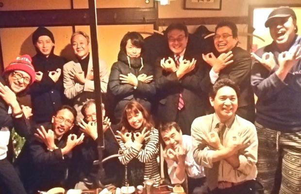 今もっとも埼玉に影響力のある人達が全員で埼玉ポーズ!いったい何が行われた…!?