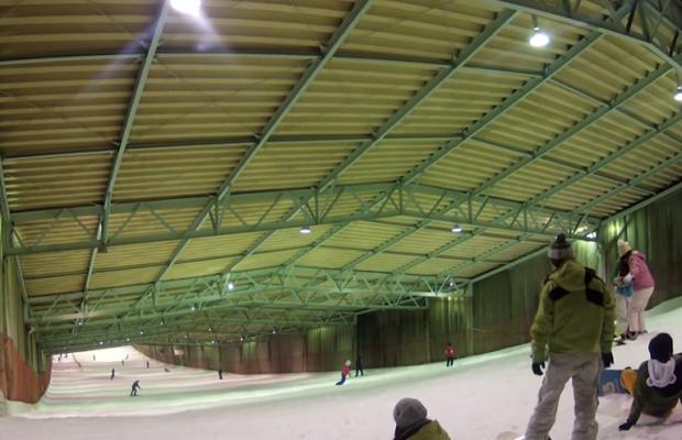 関東初滑り!狭山スキー場10/21(土)オープン!