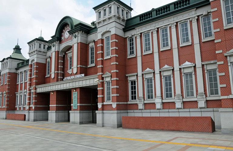 深谷駅が東京駅に似ている理由