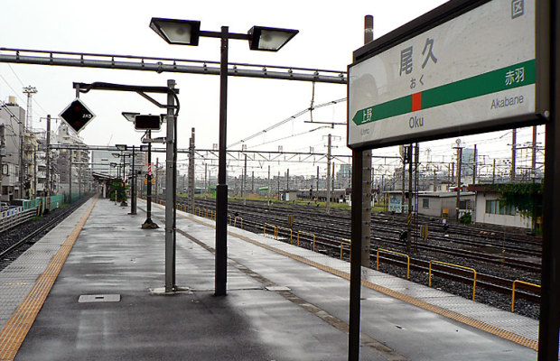 上野東京ライン開業後の尾久駅の違和感