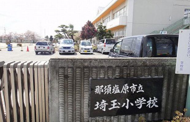 栃木には埼玉小学校という学校がある