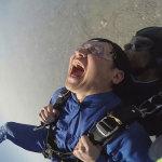大宮から30分で人生変わる!桶川スカイダイビング体験!