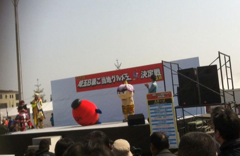 """【動画】ゆるキャラのダンス大会で""""そうだ埼玉""""を踊ったらまさかの…!"""