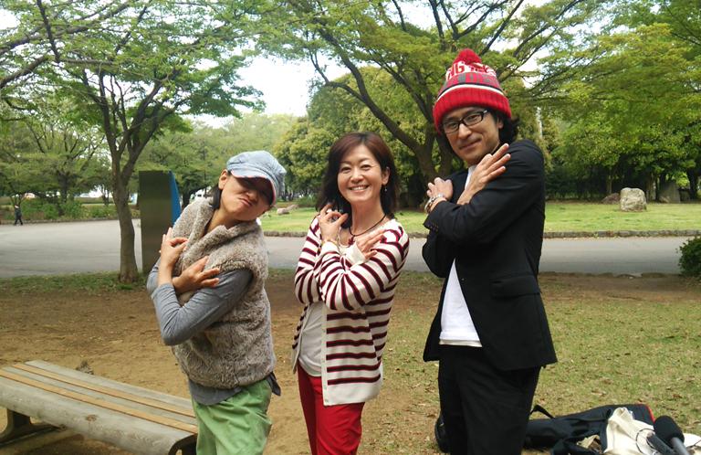 明日4/27(月)8:10~TOKYO FM Honda Smile Missionに当サイト発の「埼玉ポーズ」登場
