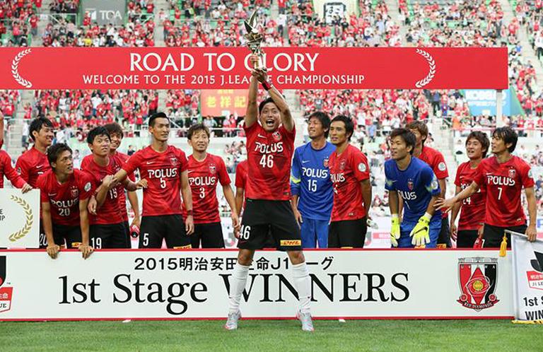 浦和レッズ優勝!連続無敗試合を16に更新!史上初の快挙
