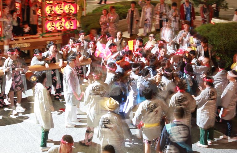 【喧嘩上等】ゆとり?なにそれ?埼玉県久喜市最大のイベント久喜提燈祭り「天王様」が熱すぎる