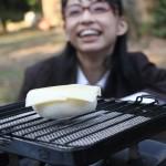 久喜市の特産品「塩あんびん」を色んな調味料で食べてみた