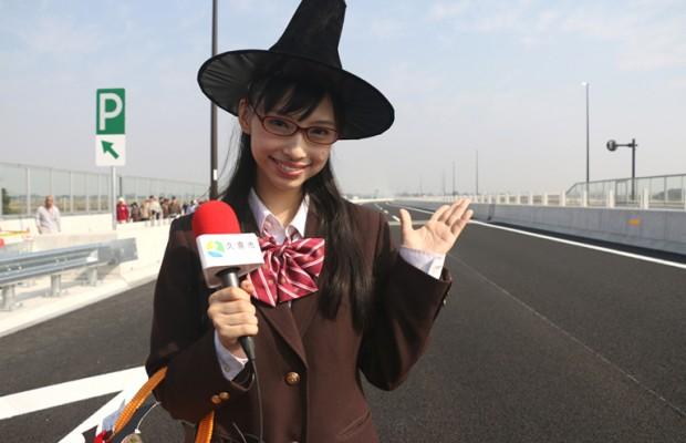 圏央道桶川北本IC〜白岡菖蒲IC間が開通!出来たばかりの高速道路を歩いてみた