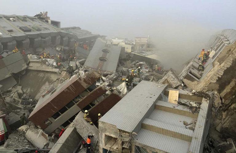 台湾で大地震発生 今こそあの時の恩を倍返し…!