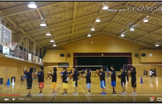 【青春は実験だ】271回目で成功した蕨高校女子バスケ部の10人連続シュート