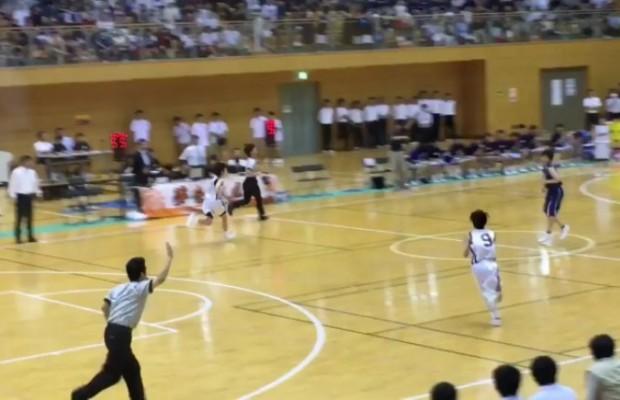 絶対に諦めない…話題の0.9秒逆転劇の真実 山口県女子バスケIH予選決勝