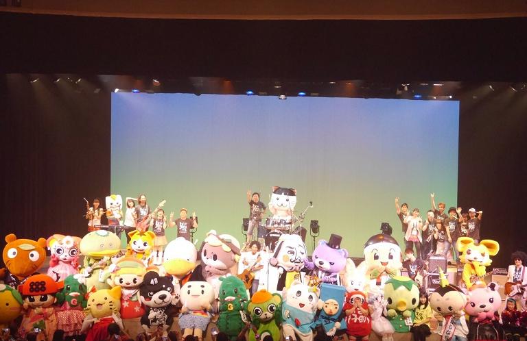熊本へ届け、ご当地キャラの想い!「PUZZLE~キャラクターコンサート~」潜入取材で見えたもの