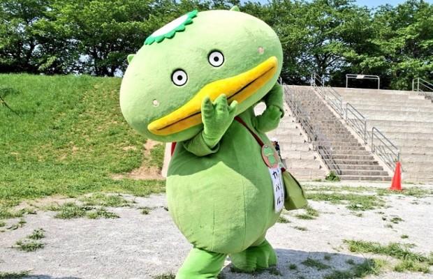カッパのカリスマ!志木市のゆるキャラ「カパル」がネットで人気沸騰中?!