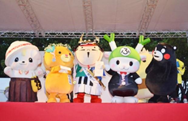 ゆるキャラグランプリ2016投票開始!ふっかちゃん不在の埼玉で注目のゆるキャラ