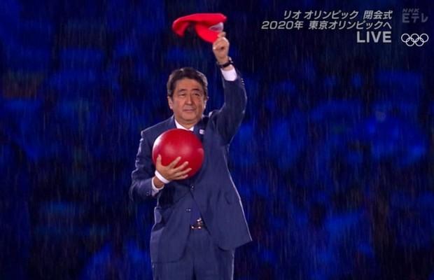 リオ五輪閉会式でまさかの安倍マリオ!日本の有名キャラ総出演の映像が話題に