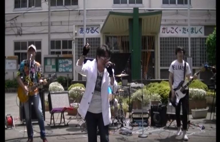 【動画】「そうだ埼玉」カバーバンドがとっても素敵!in第9回大宮アートフルゆめまつり