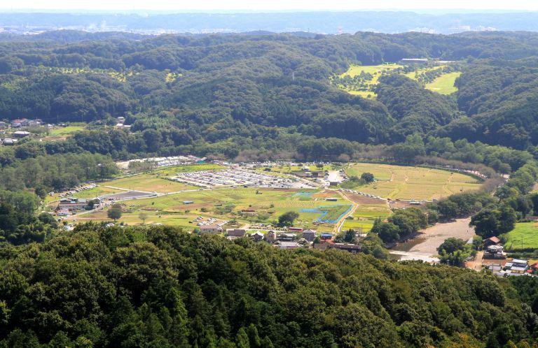 Hidaka_Saitama_Kinchakuda_Panorama_1