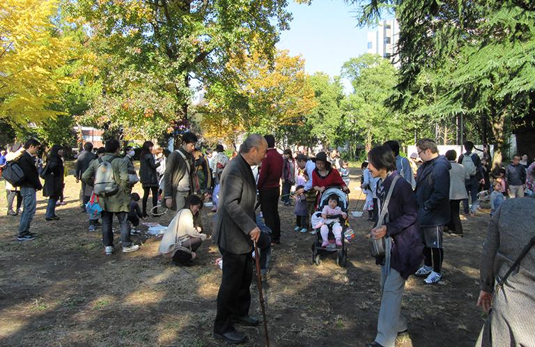 週末の北浦和公園がポケモンGO並に賑わっている理由