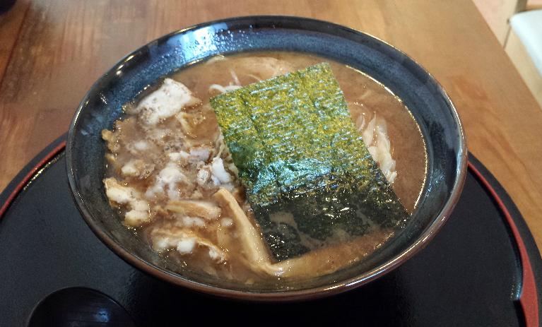 話題の「かすそば」を食べられる埼玉唯一の店「くりの木」に行ってきた