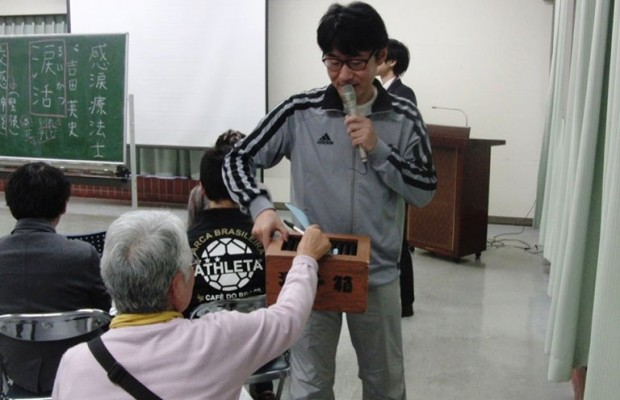 テレビで話題の「涙活」とは?所沢市で行われた「涙活セミナー」に潜入!