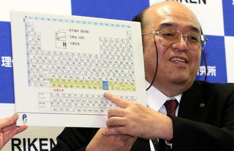 埼玉県和光市に世界的発見に因んだ「ニホニウム通り」ができる!