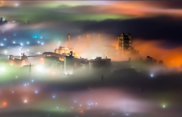 圧巻…美の山公園から撮影された秩父の雲海が感動的美しさ
