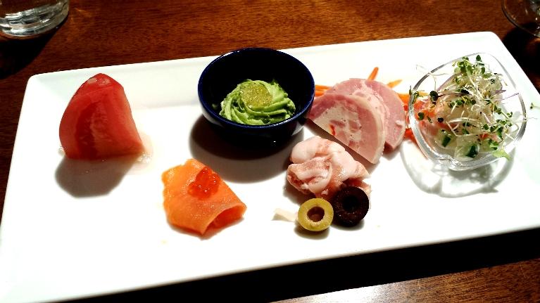 ホテル ブリランテ武蔵野でいつもと違う優雅なランチを