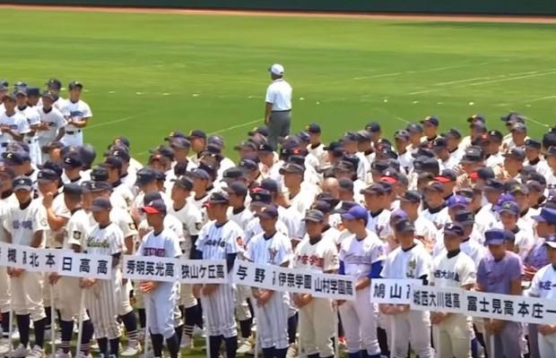 第99回全国高校野球埼玉大会 開幕戦では開智が大宮光陵を10ー1で下し初戦突破