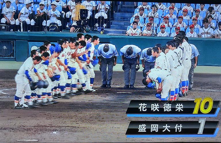 【甲子園】花咲徳栄ベスト4進出 埼玉県勢として24年ぶり