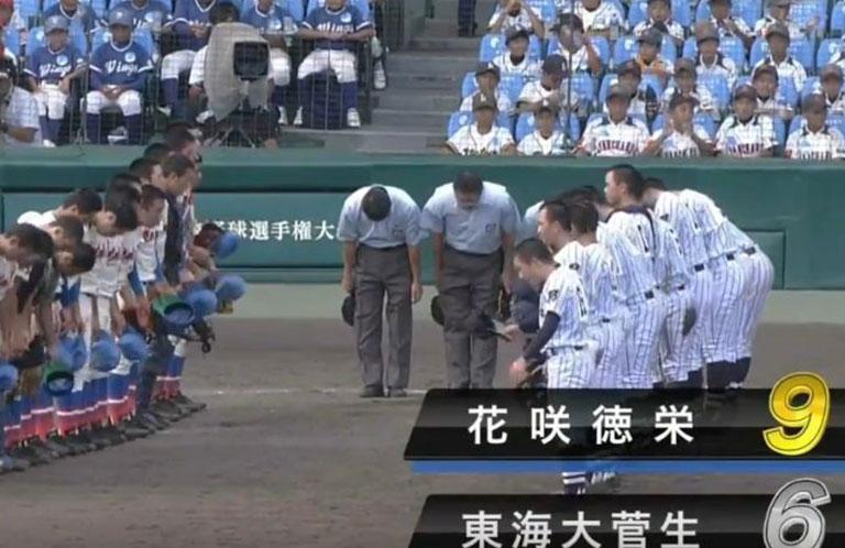 【甲子園】花咲徳栄が決勝進出!埼玉初の優勝に向け決勝戦へ