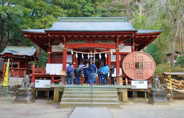 高額当選者続出?埼玉の金運パワースポット秩父市「聖神社」