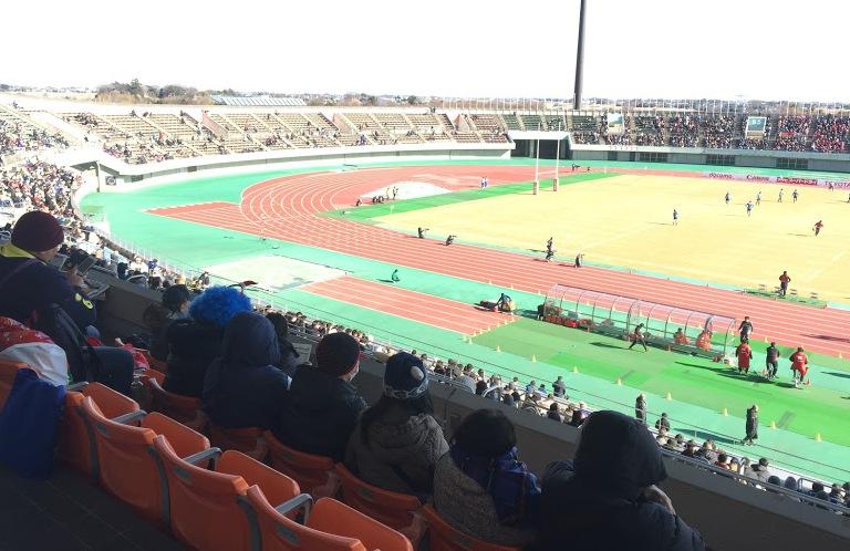 ラグビー無知の女子が熊谷ラグビー場で試合観戦した結果