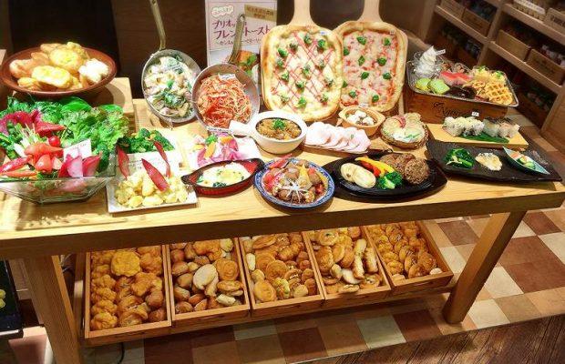 串揚げからケーキまで!ららぽーと富士見の食べ放題レストランのおすすめまとめ