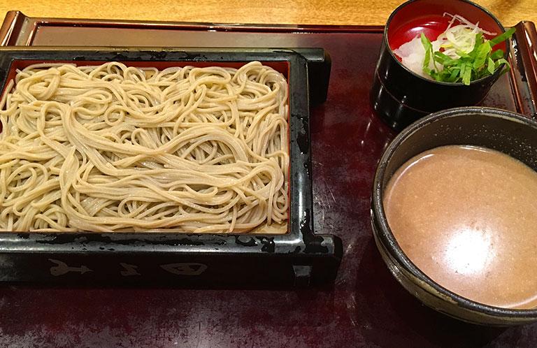 埼玉県民にもおすすめ!長野駅近の美味しい信州蕎麦【草笛・みよ田】