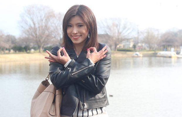 埼玉ポーズ美人×工藤ともえ in 川越水上公園