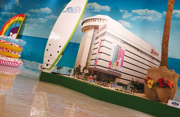 大宮駅前海岸「埼玉グルメin海の家」最速レビュー!抽選会やイベントスケジュールも